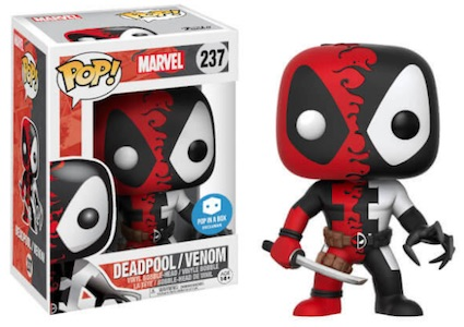 Ultimate Funko Pop Deadpool Figures Checklist and Gallery 36