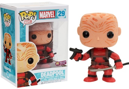 Ultimate Funko Pop Deadpool Figures Checklist and Gallery 13