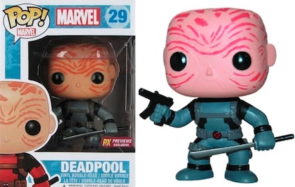 Ultimate Funko Pop Deadpool Figures Checklist and Gallery 14