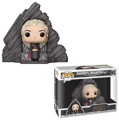 Ultimate Funko Pop Game of Thrones Figures Checklist and Guide 87
