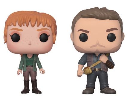 2018 Funko Pop Jurassic World Vinyl Figures 1
