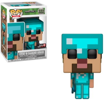 Funko Pop Minecraft Vinyl Figures 28