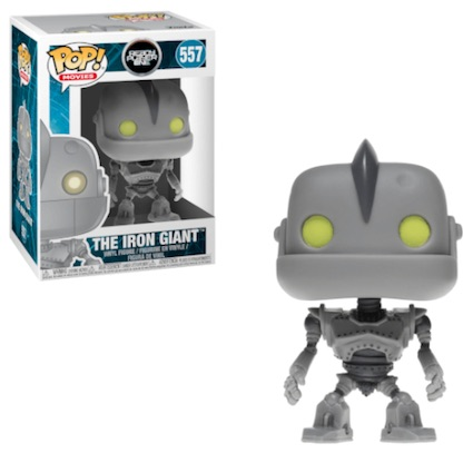 Funko Pop Iron Giant Vinyl Figures 22