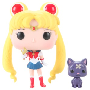 Funko Pop Sailor Moon Vinyl Figures 24