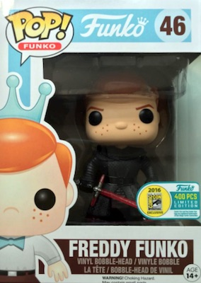 Ultimate Funko Pop Star Wars Figures Checklist and Gallery 399