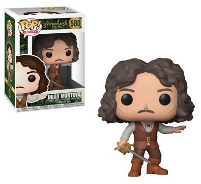 Funko Pop The Princess Bride Figures 4
