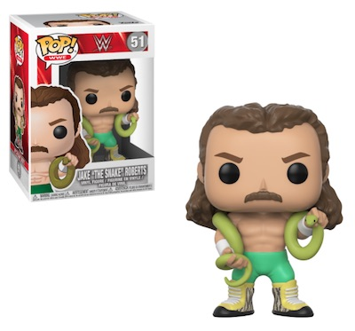 Ultimate Funko Pop WWE Figures Checklist and Gallery 73