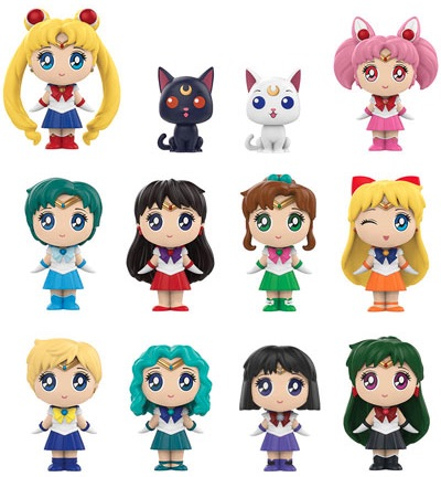 2018 Funko Sailor Moon Mystery Minis Series 1 1