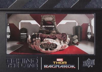 2018 Upper Deck Thor Ragnarok Trading Cards 30