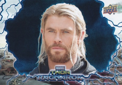 2018 Upper Deck Thor Ragnarok Trading Cards 21