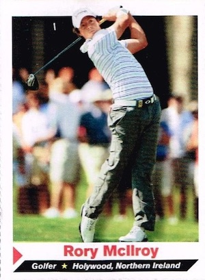 Top Rory McIlroy Cards 1