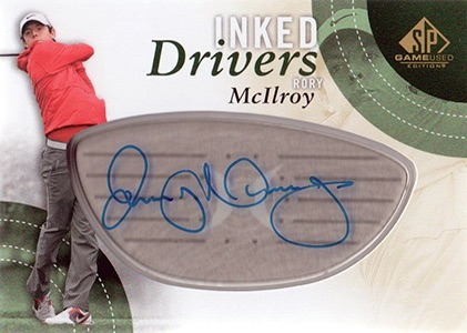 Top Rory McIlroy Cards 9