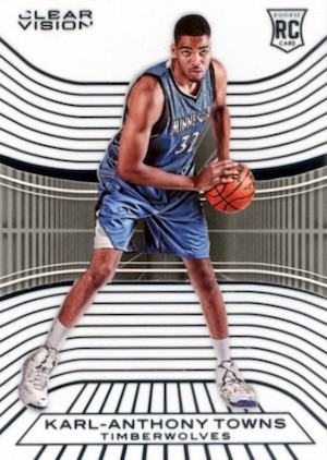 Karl-Anthony Towns Rookie Cards Checklist and Gallery 6