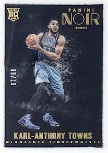 Karl-Anthony Towns Rookie Cards Checklist and Gallery 27