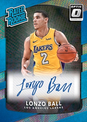 2017-18 Donruss Optic Basketball Cards 5