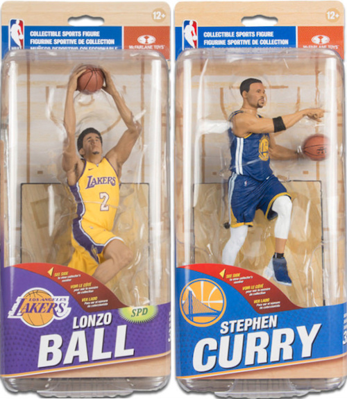 2017-18 McFarlane NBA 32 Basketball Figures 1