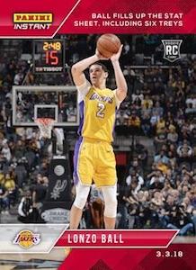 2017-18 Panini Instant NBA Basketball Cards 33