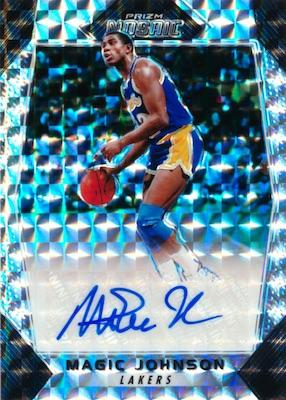 2017-18 Panini Mosaic Prizm Basketball Cards 4