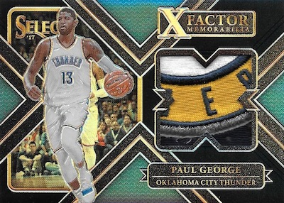 2017-18 Panini Select Basketball