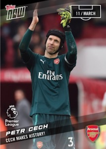2017-18 Topps Now Premier League Soccer Cards 29