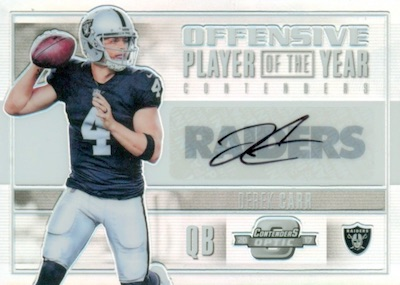 2017 Panini Contenders Optic Football Cards - SP/SSP Rookie Ticket Print Runs Added 32