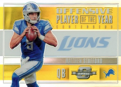 2017 Panini Contenders Optic Football Cards - SP/SSP Rookie Ticket Print Runs Added 31