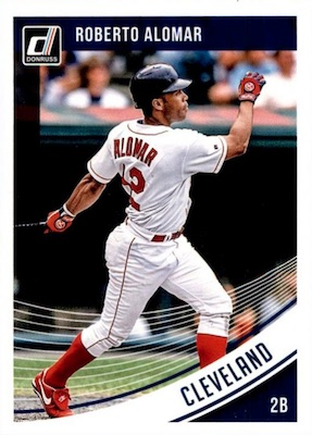 2018 Donruss Baseball Variations Guide 16