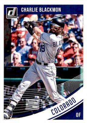 2018 Donruss Baseball Variations Guide 18