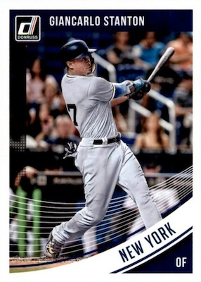 2018 Donruss Baseball Variations Guide 34