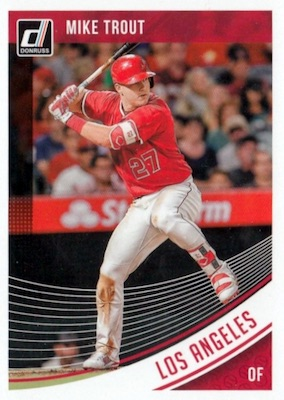 2018 Donruss Baseball Variations Guide 50