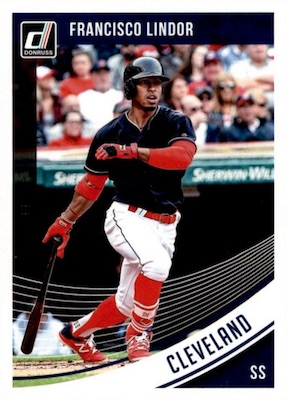 2018 Donruss Baseball Variations Guide 52