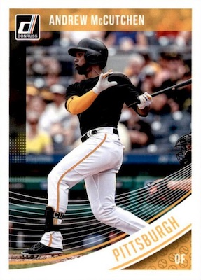 2018 Donruss Baseball Variations Guide 56