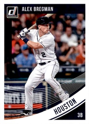 2018 Donruss Baseball Variations Guide 58