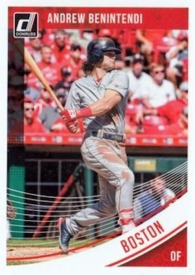 2018 Donruss Baseball Variations Guide 69