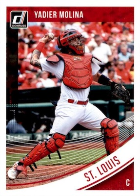 2018 Donruss Baseball Variations Guide 78