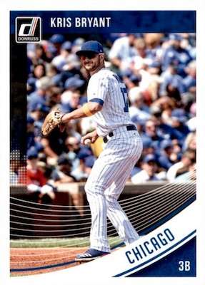 2018 Donruss Baseball Variations Guide 80