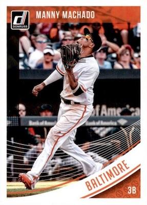 2018 Donruss Baseball Variations Guide 85