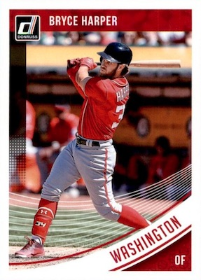 2018 Donruss Baseball Variations Guide 90
