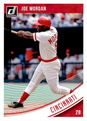 2018 Donruss Baseball Variations Guide 14