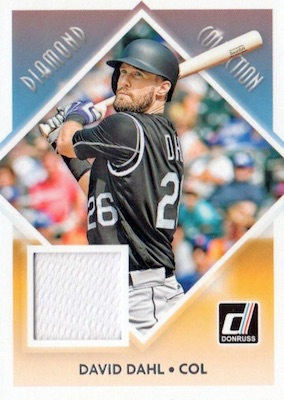 2018 Donruss Baseball Cards 41