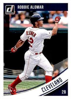 2018 Donruss Baseball Variations Guide 17
