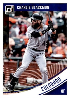 2018 Donruss Baseball Variations Guide 19