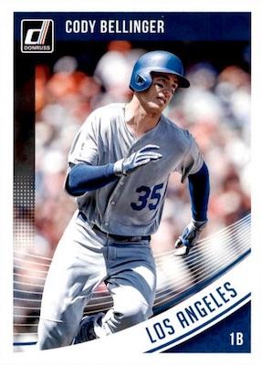 2018 Donruss Baseball Variations Guide 43