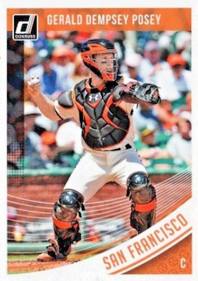 2018 Donruss Baseball Variations Guide 67