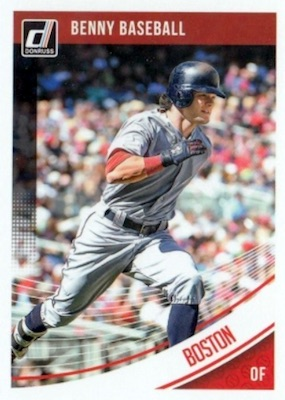 2018 Donruss Baseball Variations Guide 71