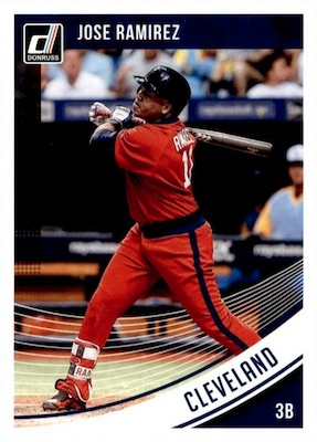 2018 Donruss Baseball Variations Guide 75