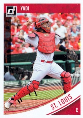 2018 Donruss Baseball Variations Guide 79