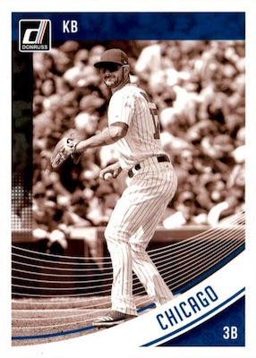 2018 Donruss Baseball Variations Guide 81