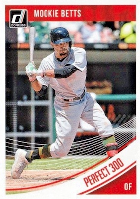 2018 Donruss Baseball Variations Guide 88