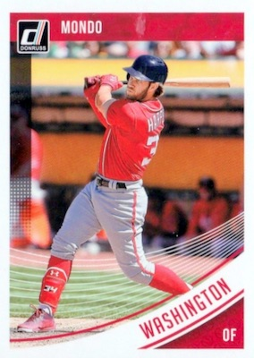 2018 Donruss Baseball Variations Guide 91